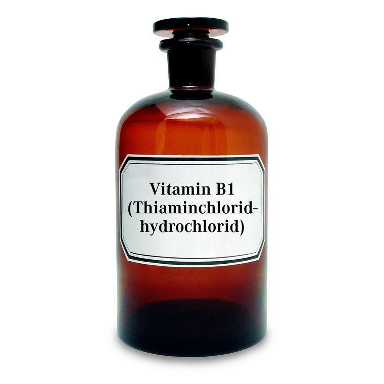 Vitamin B1 (Thiaminchloridhydrochlorid)