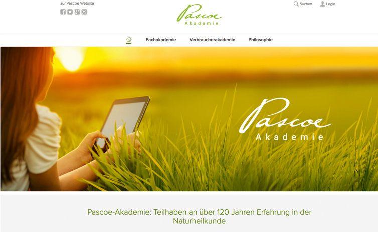Die Pascoe-Online-Akademie