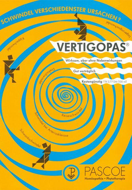 Historische Flyer Vertigopas 1995