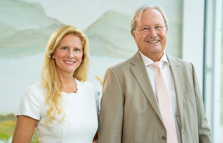 Geschäftsführer Annette Pascoe und Jürgen F. Pascoe