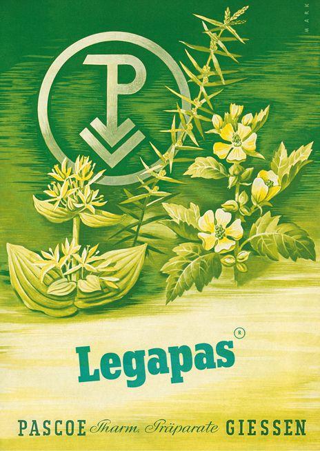 Historisches Heft Legapas