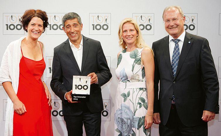 Top 100 Arbeitgeber 2015