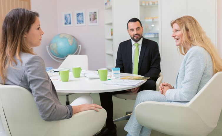 Meeting bei Pascoe Naturmedizin