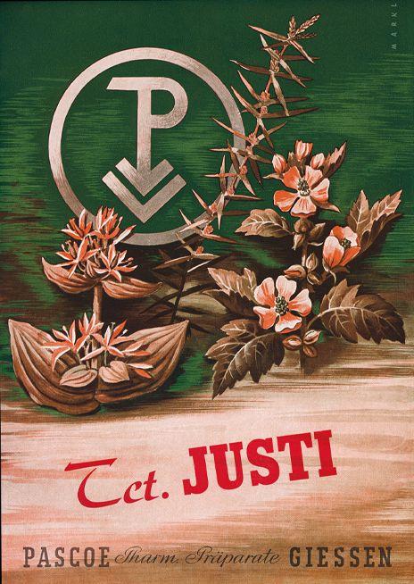 Historisches Heft Justi