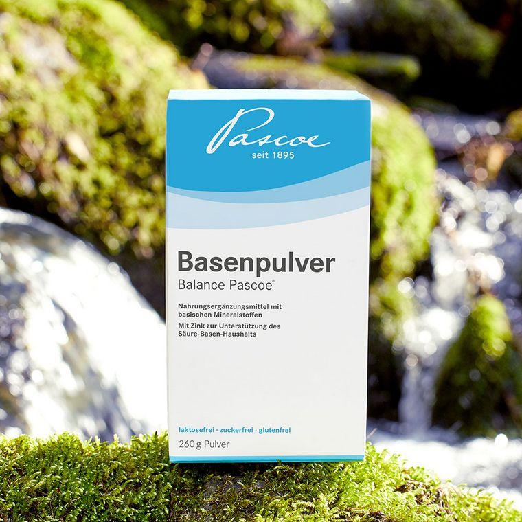 Basenpulver Balance Pascoe
