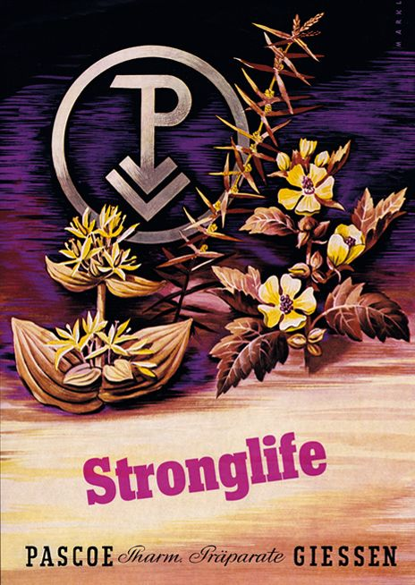 Historisches Heft Stronglife