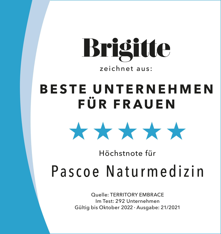 Brigitte Auszeichnung