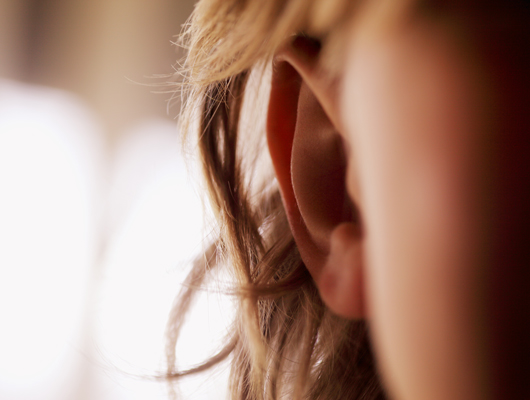 Gleichgewichtssinn im Ohr