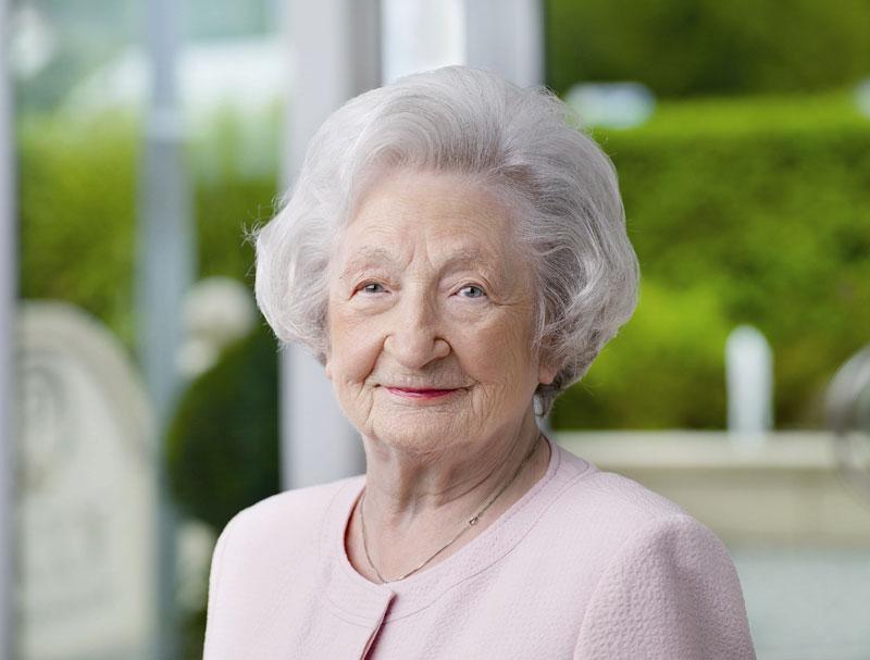 Seniorchefin Ingeborg Pascoe