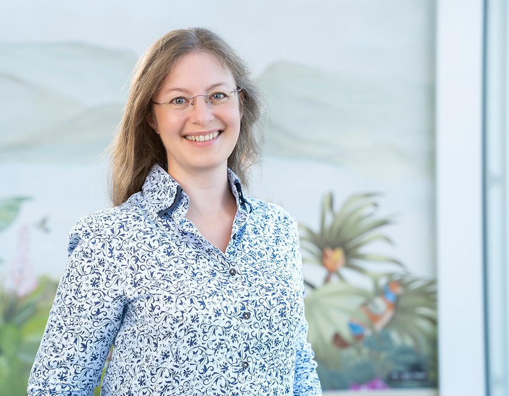 Frau Dr. Inga Trompetter